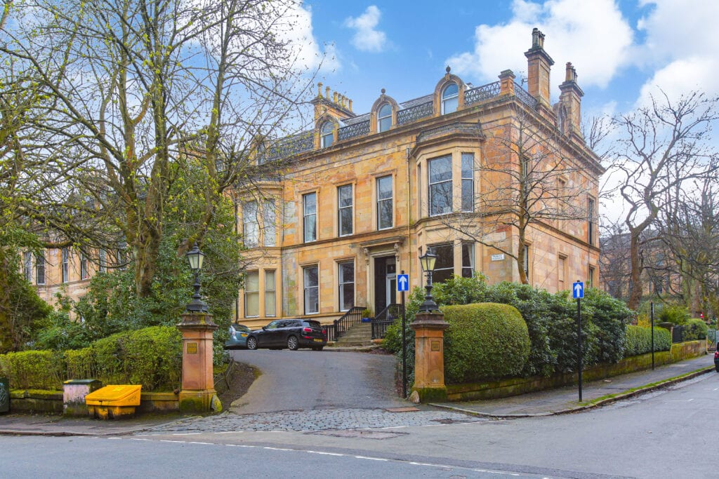 Princes Terrace, Dowanhill, Glasgow