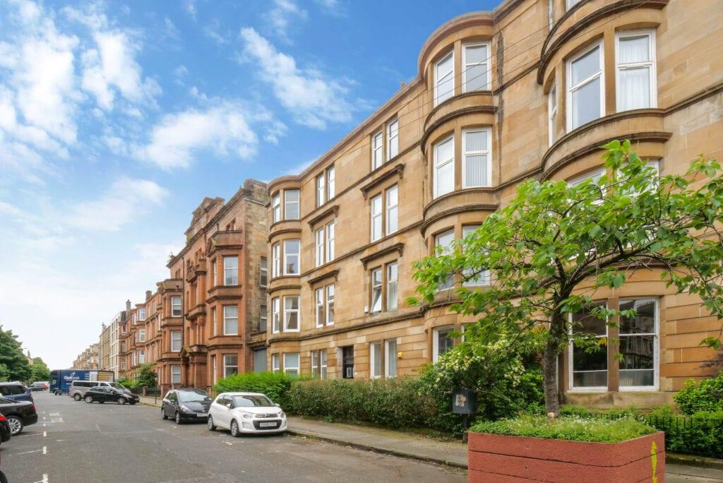West Princes Street, Woodlands, Glasgow
