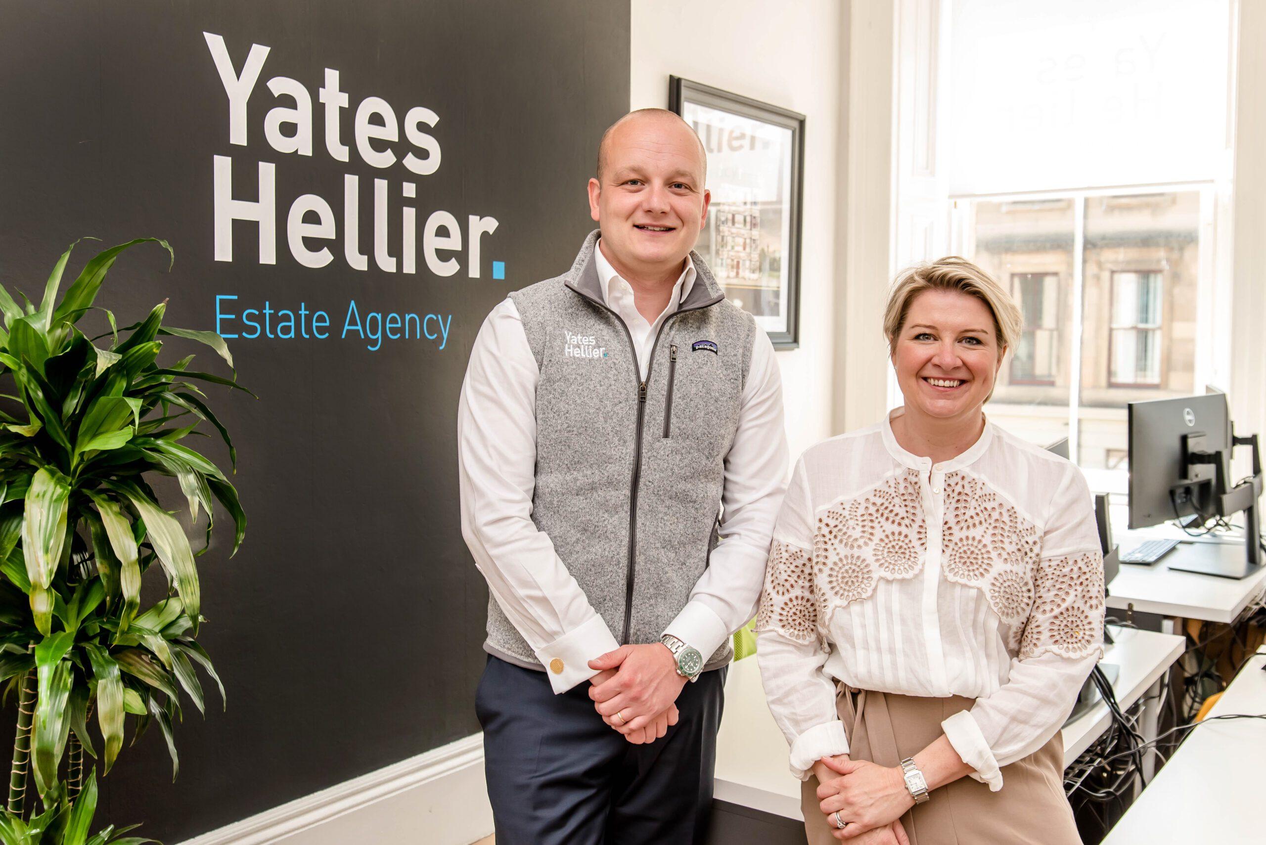 Best Glasgow Estate Agents - Yates Hellier